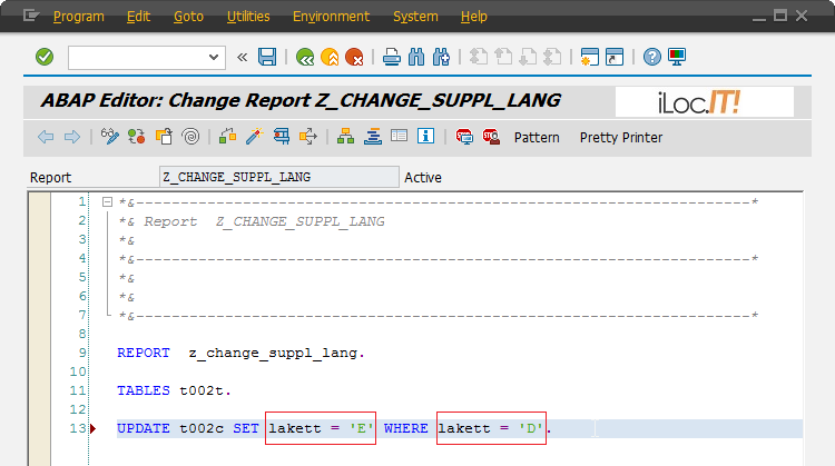 ABAP Editor_ Change Report Z_CHANGE_SUPPL_LANG